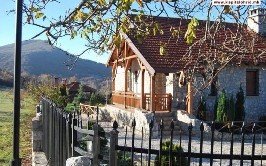 купить дом в охриде македония