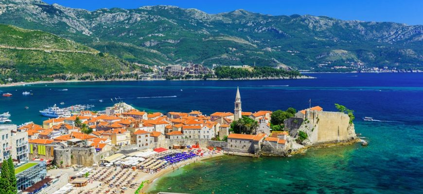Buy real estate in Budva