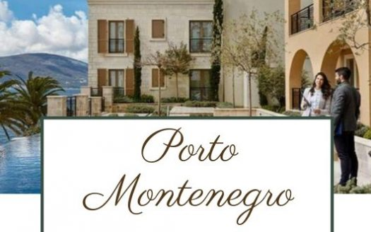 Porto Montenegro Luxary Real Estate