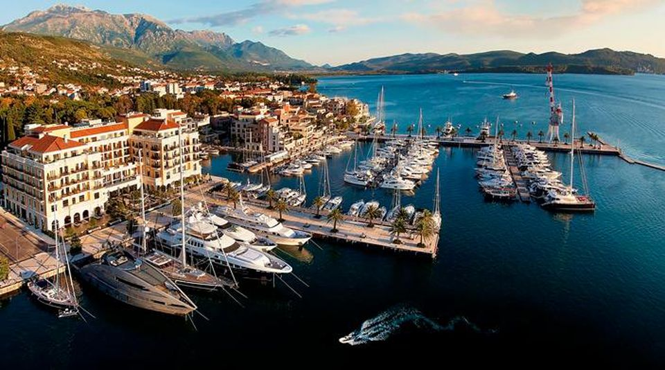 Porto Montenegro buy apartment