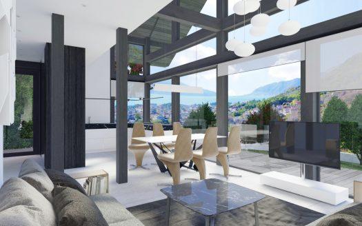 купить дом в Тивате